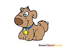 Köpek yavrusu clipart, resim, çizgi film, çizgi film ücretsiz