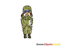 Clip Soldat gratis