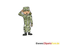 無料の軍隊の写真、クリップアート