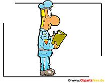役員クリップアート漫画画像無料 - 無料の軍の写真