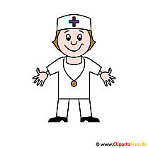Doctor cartoon picture - occupations pictures