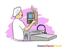Fachkraft für Lebensmitteltechnik Ausbildungsberufe Bilder, Cliparts