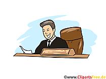 Justizfachangestellter Ausbildung Bild, Clpart, Grafik