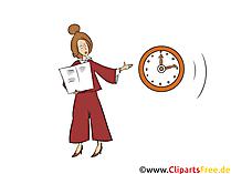 Sozialversicherungsfachangestellter Clipart, Bild, Grafik zum Thema Ausbildungsberufe