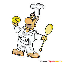 Bakers clip art picture for free