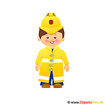Firefighters clipart for free
