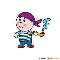 Free Clip Art Pirate - Carnival pictures