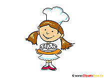 Pastry Clipart, Image, Cartoon Free