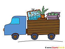 Logistiek Clipart