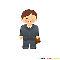 Lawyer cartoon picture for free