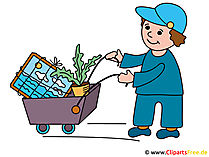 Moving clipart, pictures, illustrations