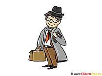 Insurance Broker, Broker Image, Clipart, Cartoon gratis