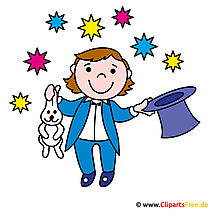 Wizard clipart picture for free