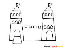 Zamek strony