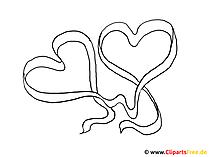 Kolorowanki na stronie serca