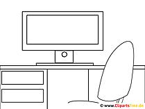 Obrazy do komputera kolorowego