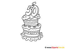 絵画用ケーキ絵