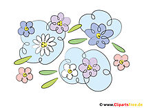 Çiçek clipart