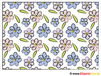 Çiçek çivi küçük resim, resim, çizim, ücretsiz grafik