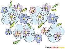 Çiçeklerle bedava küçük resim koleksiyonu