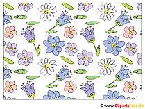 Çiçekli masaüstü arka planı