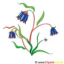 Alan çiçek resim, küçük resim, grafik, illüstrasyon ücretsiz