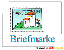 Briefmarke Clipart free