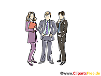 Business-Präsentation Bilder, Cliparts
