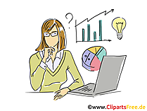 Business Clip Art, Grafik, Bild, Cartoon
