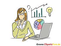 ビジネスクリップアート、グラフィック、画像、漫画