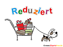 Christmas Shopping Clipart