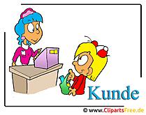 Kunde Clipart-Grafik kostenlos