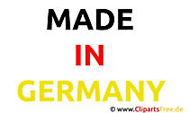 Made in Germany Bild