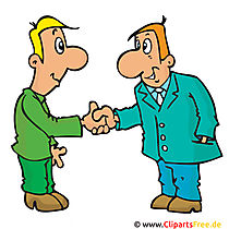 Meeting Clipart, Bild, Cartoon, Grafik, Illustration