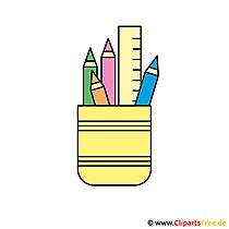Schreibware Bild