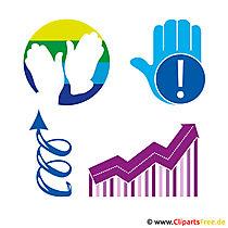 Symbole Cliparts