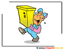 Umzug Bild-Clipart free