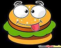 漫画ハンバーグ