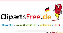 Clipartsfree.deロゴ - 無料の画像、グラフィック、eカード、ワークシート、漫画