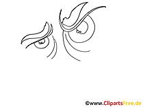 コミック目の描画
