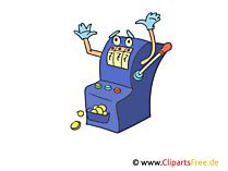 Casino Clip Artを無料でダウンロード