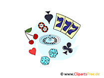 Casino Images, Illustrations, Cliparts