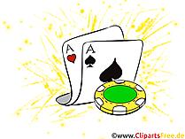 無料でカジノの写真