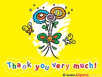 Karty z podziękowaniami