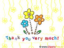 Dziękuję Clip Art za darmo