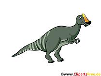 Goyocephale Image - Dinozor Resimleri, Çizgi Filmler, Ücretsiz İllüstrasyonlar