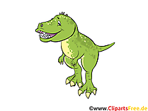 Tyrannosaurus Rex görüntüsü - dinozorlar resimleri, çizgi film, ücretsiz çizimler