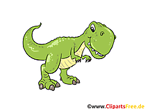 Tyrannosaurus Rex Clipart, Görüntü, Çizgi Film, Komik, Çizim Bedava