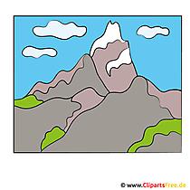 Berg Clipart
