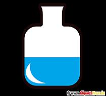 Clipart Flasche